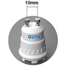 Sijalično grlo GU10